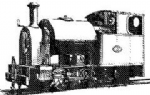 Meridian Models MM7 CORRIS RAILWAY & GWR No.4 0-4-2ST